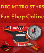 DEG METRO STARS Fan-Shop Online